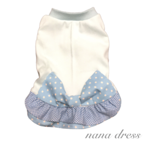 チワワの洋服nana-dress